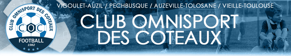 Site officiel du Club Omnisport des Coteaux Football